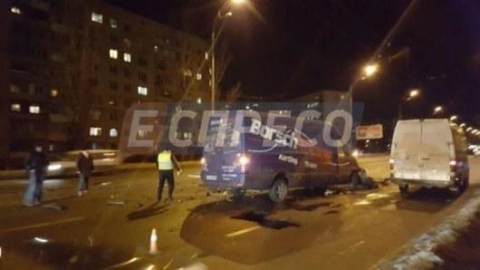 Нетрезвый шофёр Порше Cayenne устроил ДТП, ударил полицейского ипытался сбежать